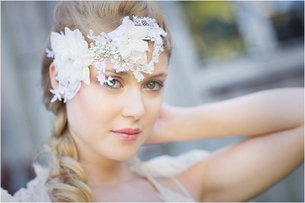 French Chic Couture Headpieces, Veils & Headbands From Rhapsodie Paris_0112