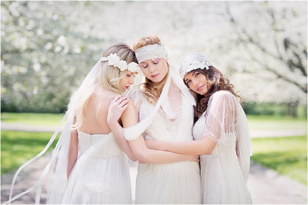 French Chic Couture Headpieces, Veils & Headbands From Rhapsodie Paris_0113