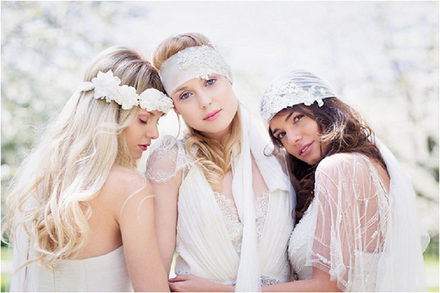 French Chic Couture Headpieces, Veils & Headbands From Rhapsodie Paris_0114