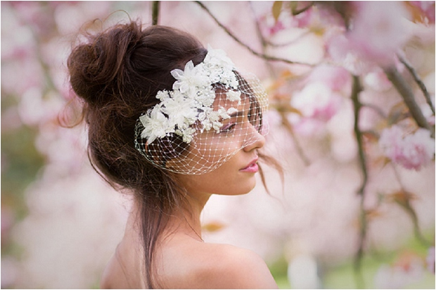 French Chic Couture Headpieces, Veils & Headbands From Rhapsodie Paris_0127