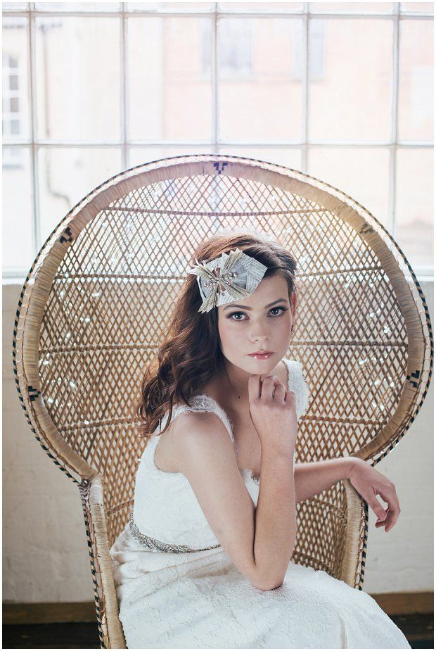 First Look!! Klaire Van Elton Bridal Adornments 2014 Collection