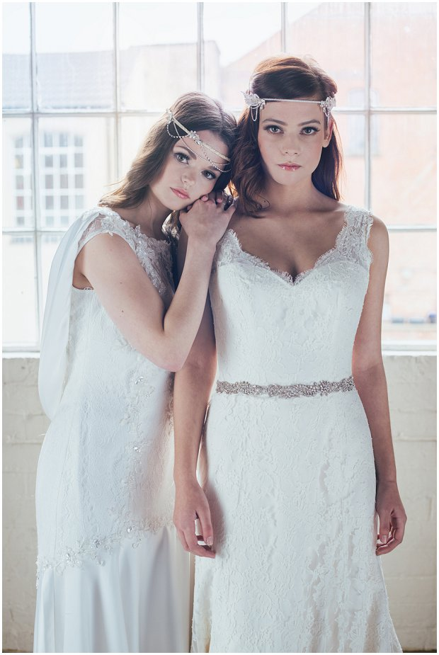 First Look!! Klaire Van Elton Bridal Adornment's 2014 Collection