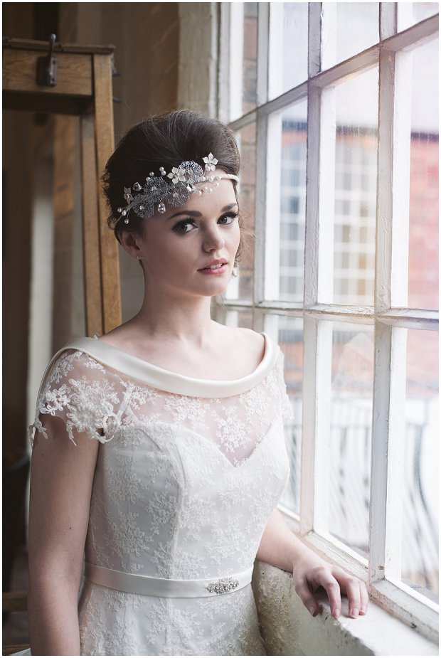 Klaire Van Elton Bridal Adornment's 2014 Collection