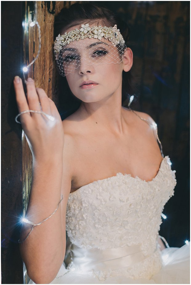 First Look!! Klaire Van Elton Bridal Adornments 2014 Collection