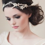 Klaire Van Elton Bridal 2014 | Beautiful Quirky Paper Inspired Headpieces