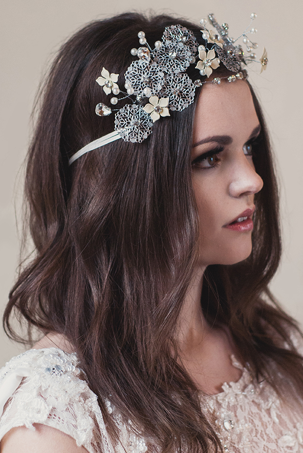Beautiful Quirky Paper Inspired Headpieces