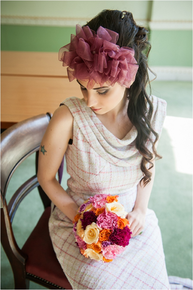 Quirky English Country House Styled Bridal Shoot_0048