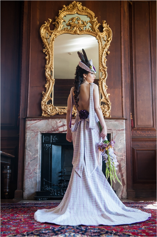 Quirky English Country House Styled Bridal Shoot_0059