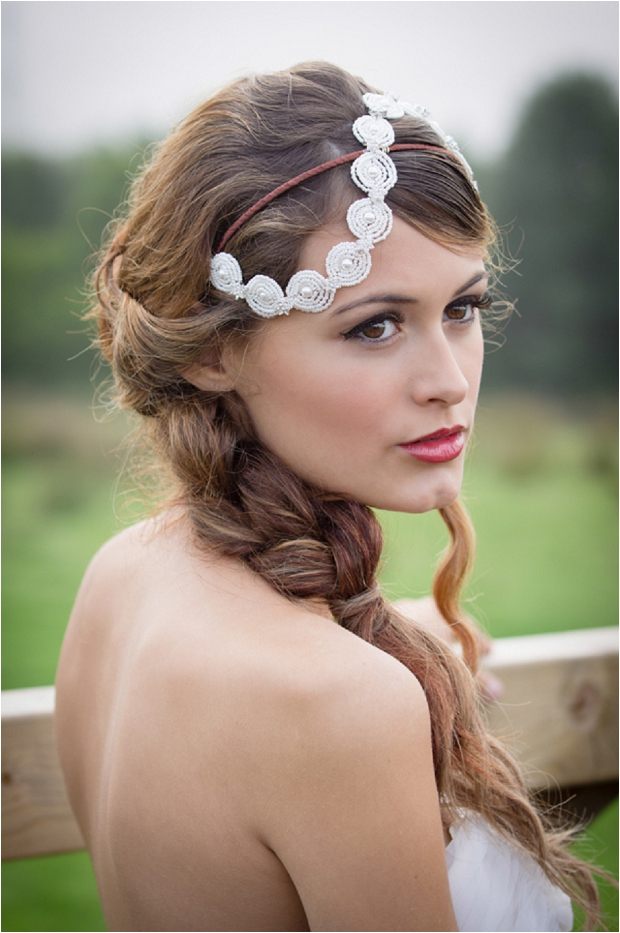 Sweet & Rustic Vintage Inspired Bridal Shoot_0011