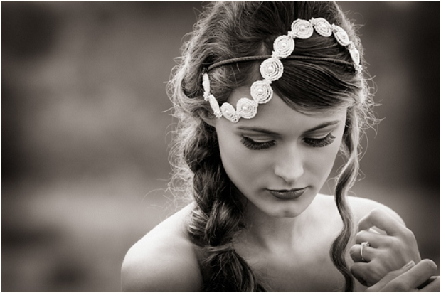 Sweet & Rustic Vintage Inspired Bridal Shoot_0012