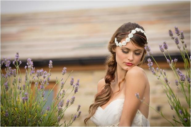 Sweet & Rustic Vintage Inspired Bridal Shoot_0023
