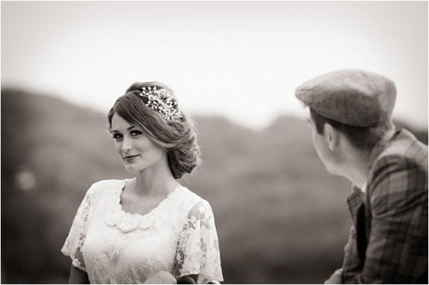 Sweet & Rustic Vintage Inspired Bridal Shoot_0030