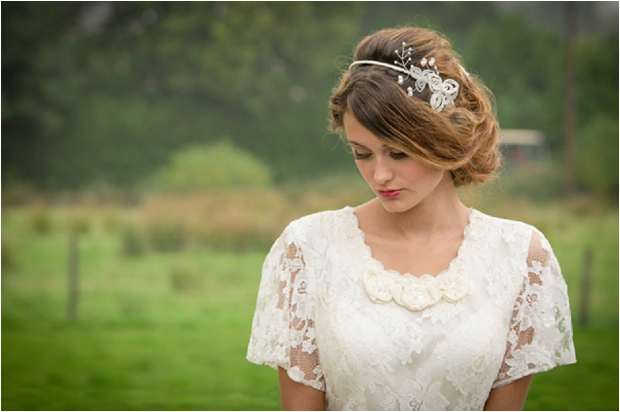 Sweet & Rustic Vintage Inspired Bridal Shoot_0036