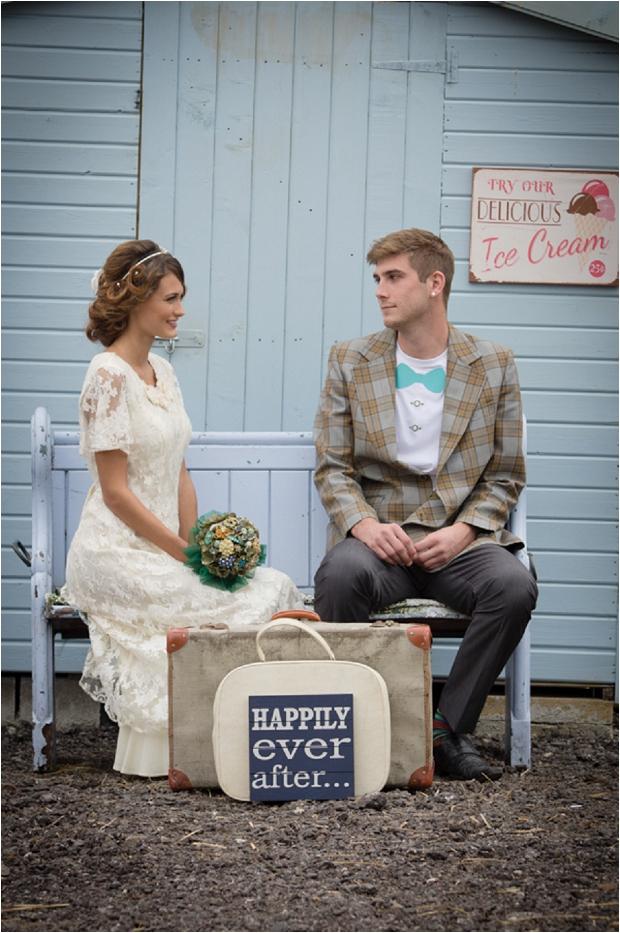 Rustic & Sweet | Scoop Me Off My Feet: Vintage Inspired Bridal Shoot