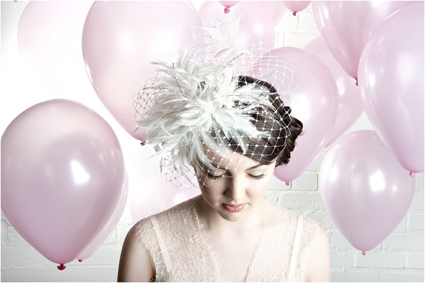 Vintage Inspired Veils  The Birdcage Collection: By Harriet
