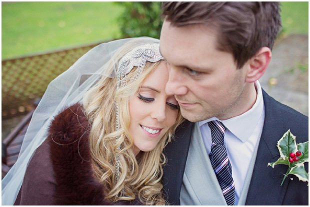 Gorgeous Winter Wedding With Christmas Touches_0093