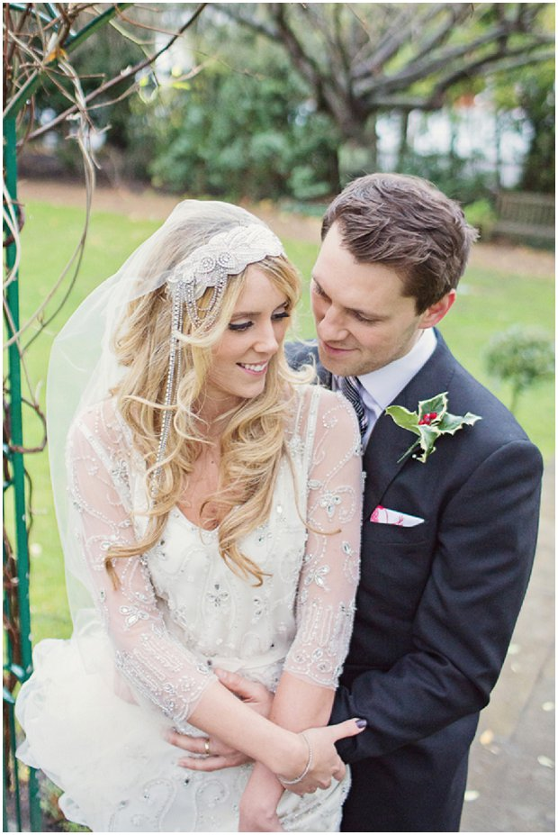 Gorgeous Winter Wedding With Christmas Touches_0099