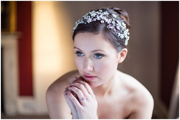 Pale Golds, Silvers & Pastels: Sequins & Glitter   Styled Shoot at The Fennes