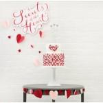 Secrets Of The Heart | Valentines Special: Fun Wedding Cake Idea