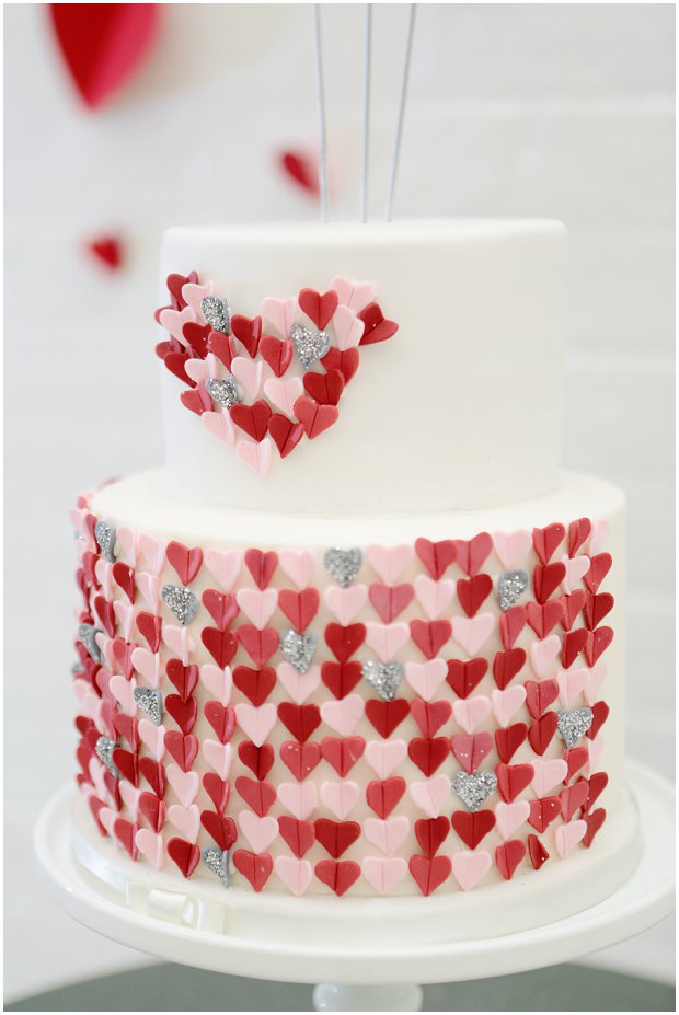 Secrets Of The Heart | Valentines Special: Fun Wedding Cake Idea