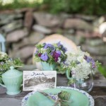 Lavender & Mint Wedding Inspiration | Colour