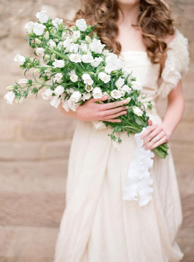 Fabulous Floral Trends For 2014 | Wedding Ideas - oversized wedding bouquets