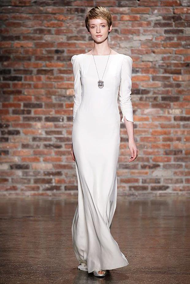 Top Wedding Dress Trends 2014