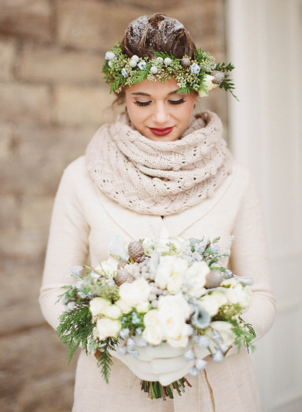 Chic Winter Wedding Cover Ups | Baby It's Cold Outside