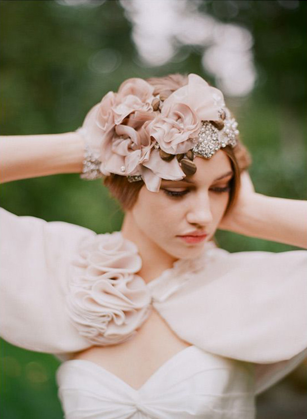 Wedding Trends 2014: Chic Spring / Summer Cover Ups   Capes, Wraps, Shawls & Capelets