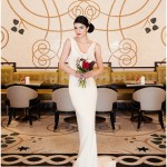 Luxury Romantic & Art Deco Inspired Bridal Accessories by Olivier Laudas