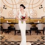 Luxury Romantic & Art Deco Inspired Bridal Accessories by Olivier Laudas