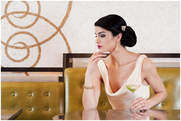 Arabelle hairpin - £34.99 & Donna earrings - £69.99 - www.olivierlaudus.com