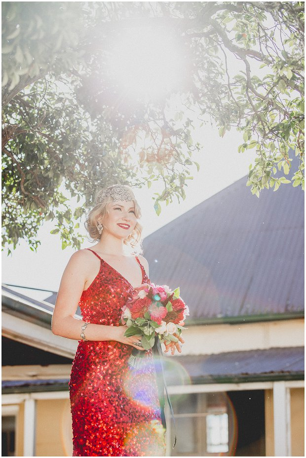 Bili Loves Charlie: A Romantic Elopement (and alternative bridal statement dresses)