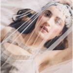 Enchanted Atelier headpiece and veil