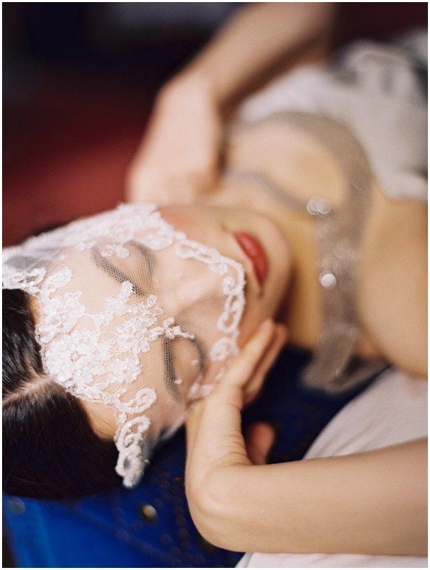 Seriously Enchanting! Enchanted Atelier Bridal Headpieces 2015