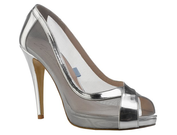 Super Glam Wedding Shoes by Harriett Wilde