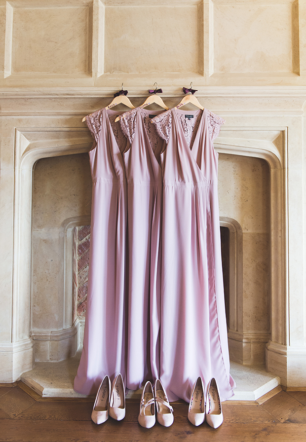 Radiant Orchid | A Pantone Purple Rustic Wedding: Michelle & Ben