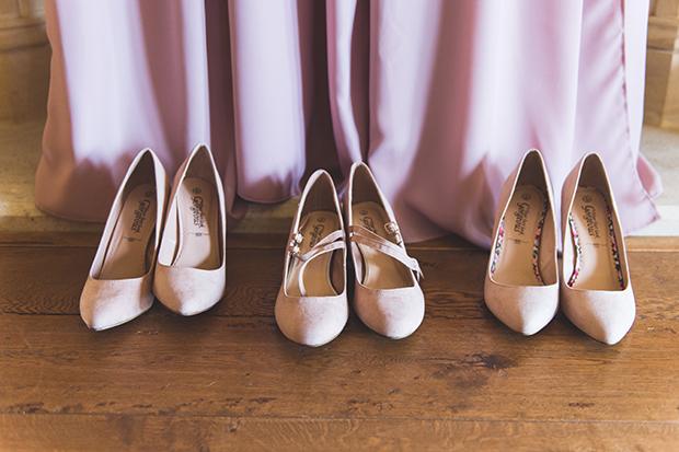 Radiant Orchid | A Pantone Purple Rustic Wedding: Michelle & Ben