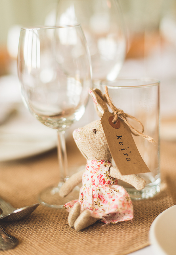 Radiant Orchid Rustic Wedding: Michelle & Ben