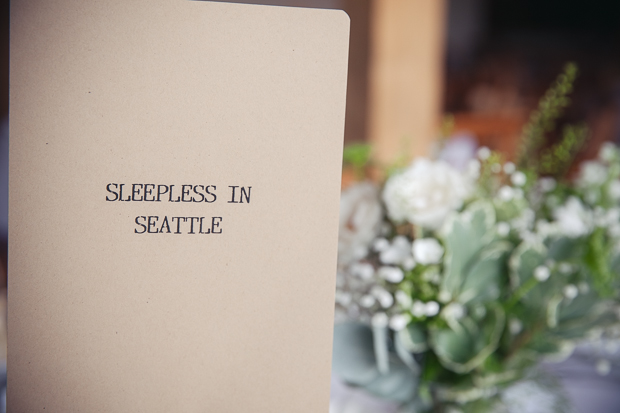 Sleepless in seattle table name