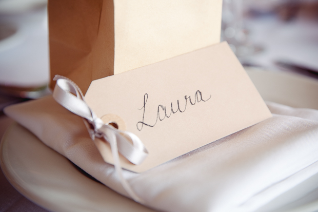 rustic table place name