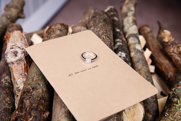 all you need is love wedding stationery