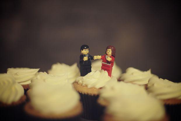 Lego Cake Topper