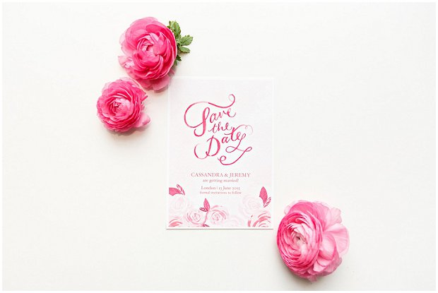 Mayfair Collection - BerinMade Wedding Stationery