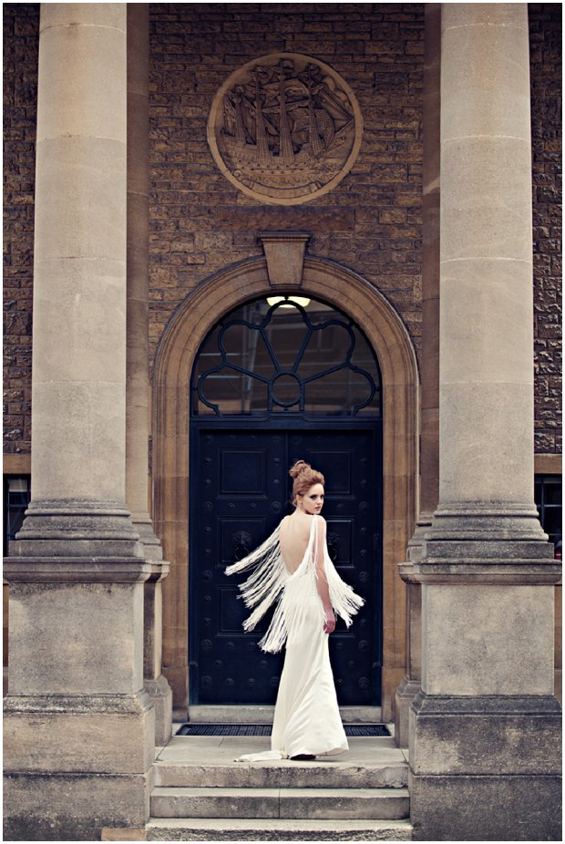 Sexy Wedding Gowns by Zahavit Tshuba: Rhodes House Styled Shoot