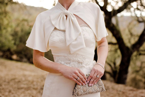 Wedding Trends 2014: Chic Spring / Summer Cover Ups | Capes | Cloaks | Shawls & Jackets