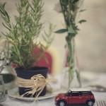 Rustic DIY | Humanist Wedding In A Stunning Irish Castle: Emese & Mark