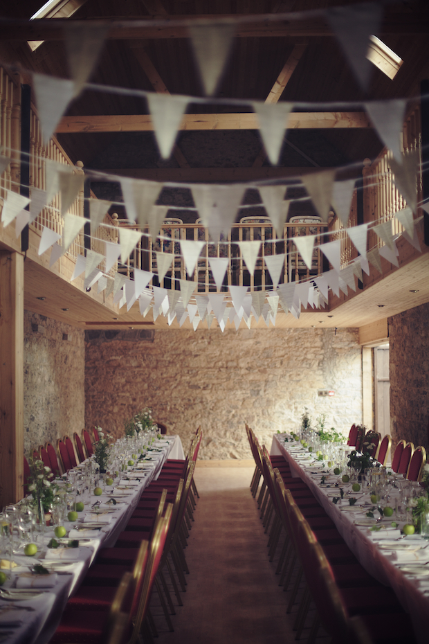 Rustic DIY | Humanist Wedding In A Stunning Irish Castle: Emese & Mark