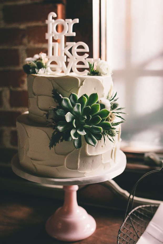 for like ever wedding cake topper