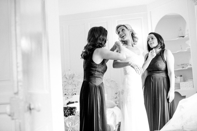 A Vintage Gatsby Glamour   Black Tie Real Wedding: Gill & Jonny